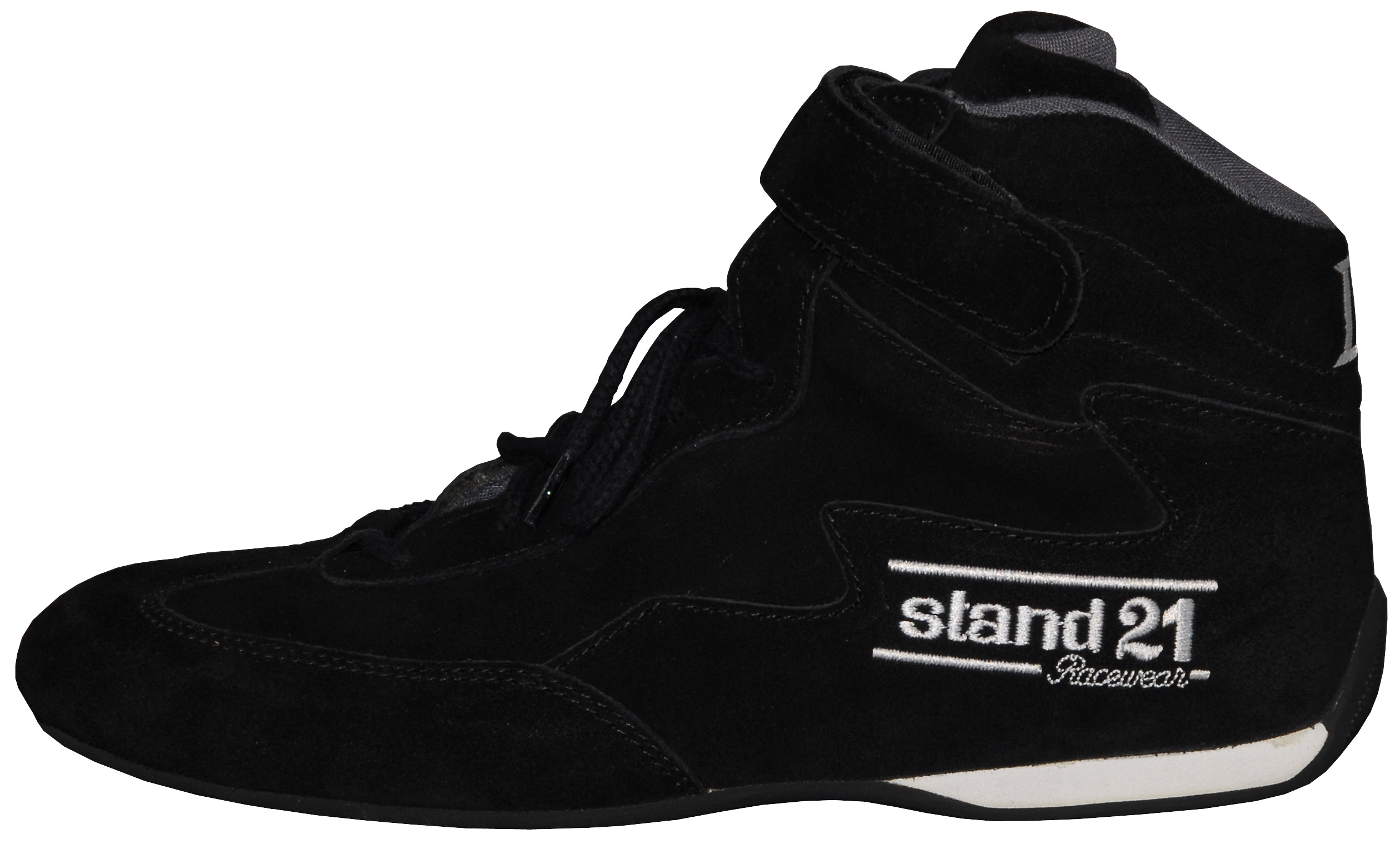 Stock black Daytona II boots